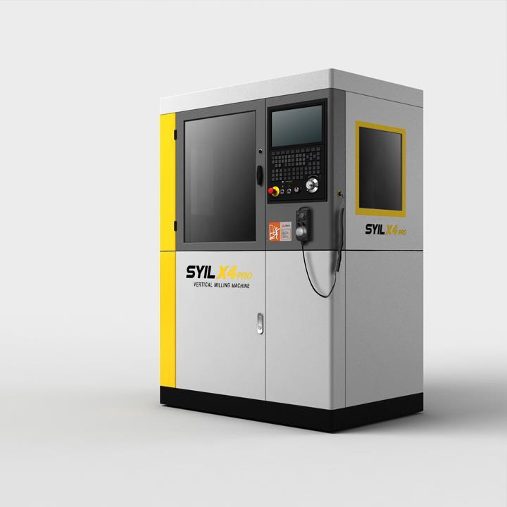 四轴X4Pro伺服数控机床模具 进口 浙江 日本 韩国 台湾 德国 宁波赛利数控